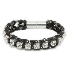 Anat Jewelry Ella Black Bracelet