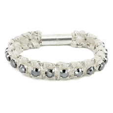Anat Collection Ella White Bracelet