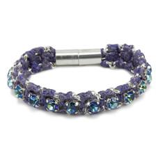 Ella Purple  bracelet from Anat Jewelry