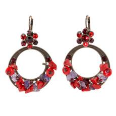 Viva la Vida  earrings from Anat Jewelry