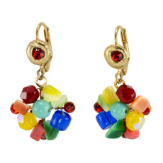 Anat Collection Earrings Radiant Rainbow
