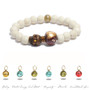 Vintage Ethnic Kabbalah Sincerity Bracelet From 7Stitches