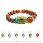 Vintage Ethnic Kabbalah Joy Bracelet From 7Stitches