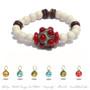 Vintage Ethnic Kabbalah Gratitude Bracelet From 7Stitches