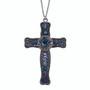 Ayala Bar Dark Divine Large Cross