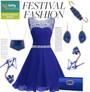 Blue Marcia Moran Jewelry Uma Style Bracelet