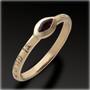 Gold HaAri Ben Porat Yosef Jewish Ring  ring from Haari Kabbalah Jewelry
