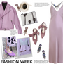 Ayala Bar West Wind Purple Passion Necklace
