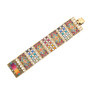 Michal Negrin Belt Bracelet - Multi Color