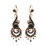Michal Negrin Ampersand Earrings - Multi Color
