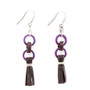 Wind earrings from Encanto Jewelry - Multi Color