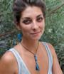 Caminos necklace by Encanto Jewelry - Multi Color