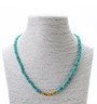 Forever Opal and Gold Necklace by Nava Zahavi