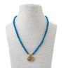 Eye in the Sky Necklace by Nava Zahavi  - New Arrival