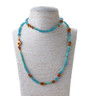 Amber Love Necklace by Nava Zahavi - New Arrival