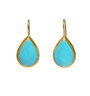 Love is in the Air Turquoise Earrings by Nava Zahavi - New Arrival