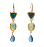 Deeper Blue Earrings by Nava Zahavi - New Arrival