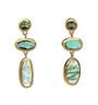 Jasmine Tourmaline Earrings by Nava Zahavi - New Arrival