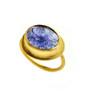 SkyFall Tanzanite Ring by Nava Zahavi - New Arrival