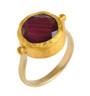Holiday Ruby Ring by Nava Zahavi - New Arrival