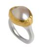 Luscious Pearl Ring by Nava Zahavi - New Arrival