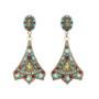 Michal Golan Kasbah Drop Post Earrings