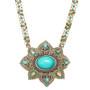 Michal Golan Kasbah Flower Necklace