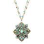 Michal Golan Kasbah Flower Long Necklace