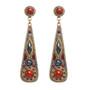 Michal Golan Canyon Teardrop Earrings
