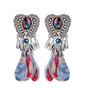 Ayala Bar Transcendent Devotion Boardwalk Earrings - New Arrival