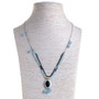 Nava Zahavi Silver Night Charm Necklace