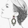 Ayala Bar Ethereal Spirit Endless Summer Earrings