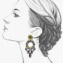 Ayala Bar Ethereal Spirit Athena Earrings