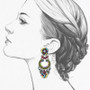 Ayala Bar Ethereal Spirit Luck of the Irish Earrings