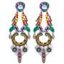 Ayala Bar Zen Arcade Festival Earrings