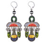 Ayala Bar Swing Song French Wire Earrings