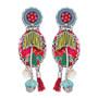 Ayala Bar Pomegranate Punch Earrings
