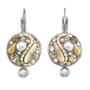Michal Golan Moonlight Circle Earrings