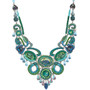 Ayala Bar Green River Lost Forest Necklace