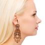 Ayala Bar Shifting Sands Desert Night Earrings