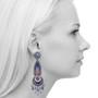 Ayala Bar Morning Glory Chandelier Earrings