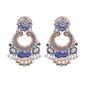 Ayala Bar Sapphire Waves Gypsy Earrings