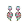Ayala Bar Full Moon Raindrop Earrings