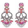 Ayala Bar Crimson Dreams Tulip Earrings