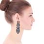Ayala Bar New Dawn Polar Plunge Earrings