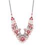 Ayala Bar Gogi Pearls Rosebud Necklace