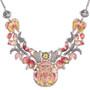 Ayala Bar Coral Cave Medusa Necklace