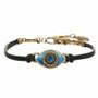 Michal Golan Small blue evil eye Bracelets