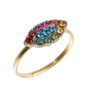 Michal Negrin Kelly Ring