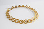 Joidart Cercles Large Gold Necklace